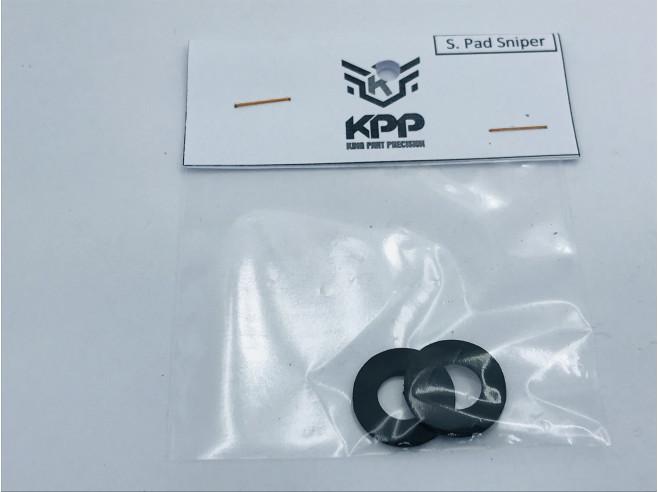 Kit Sorbo Pad Sniper - Kpp Airsoft