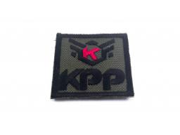 Patch Bordado - Kpp Airsoft