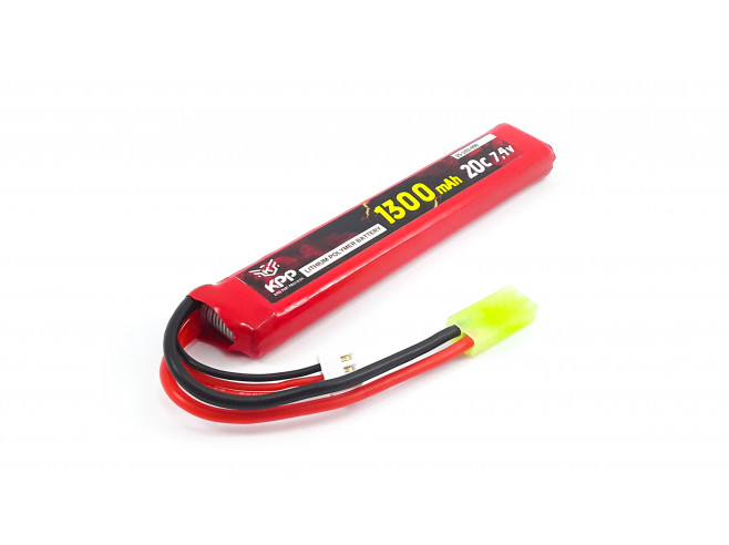 Bateria Lipo 7,4V x 1300mAh (1 Pack)...